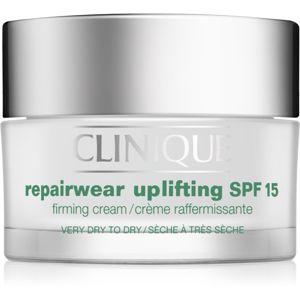Clinique Repairwear Uplifting zpevňující pleťový krém SPF 15 50 ml