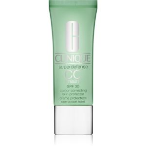 Clinique Superdefense CC Cream CC krém SPF 30 odstín 05 Medium Deep 40 ml