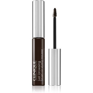 Clinique Just Browsing gel na obočí odstín Black/Brown 2 ml