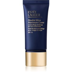 Estée Lauder Double Wear Maximum Cover krycí make-up na obličej a tělo odstín 3W2 Cashew 30 ml