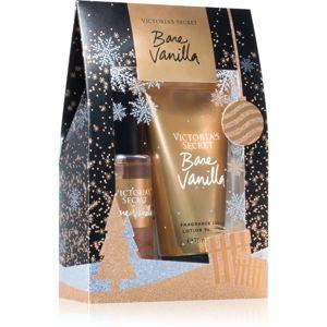 Victoria's Secret Bare Vanilla dárková sada I. pro ženy