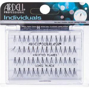 Ardell Individuals trsové nalepovací řasy s uzlíkem Long Black