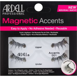 Ardell Magnetic Accents magnetické řasy Accents 001