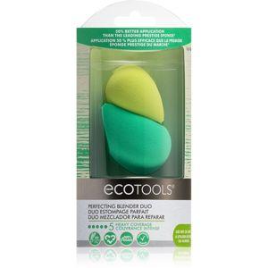 EcoTools Perfecting Blender Duo houbička na make-up 2 ks 2 ks