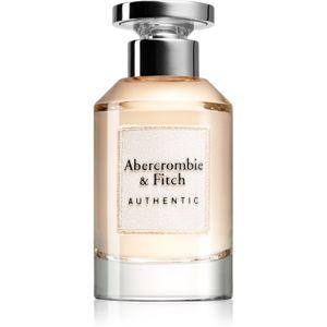 Abercrombie & Fitch Authentic parfémovaná voda pro ženy 100 ml