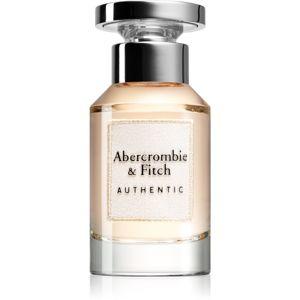 Abercrombie & Fitch Authentic parfémovaná voda pro ženy 50 ml