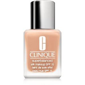 Clinique Superbalanced Silk hedvábně jemný make-up SPF 15 Vanilla 30 ml