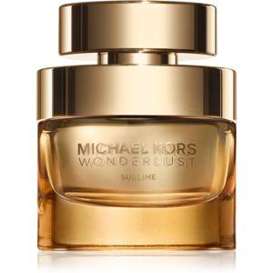 Michael Kors Wonderlust Sublime parfémovaná voda pro ženy 50 ml