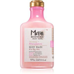 Maui Moisture Calming + Frangipani zklidňující sprchový gel pro suchou pokožku 577 ml