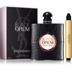 Yves Saint Laurent Black Opium výhodné balení pro ženy