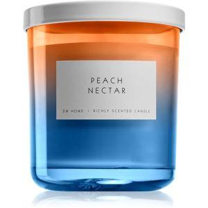 DW Home Peach Nectar vonná svíčka 240,97 g