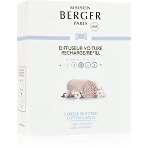 Maison Berger Paris Car Cotton Caress vůně do auta náhradní náplň