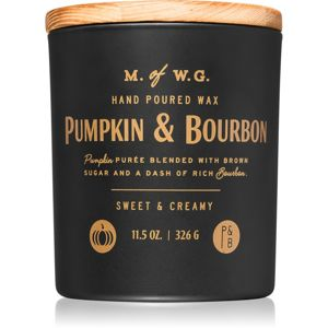 Makers of Wax Goods Pumpkin & Bourbon vonná svíčka 326,02 g