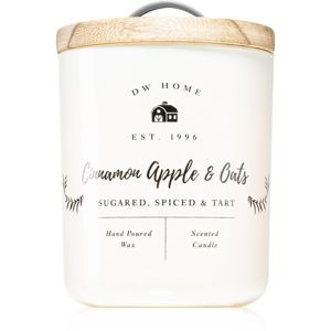 DW Home Farmhouse Cinnamon Apple & Oats vonná svíčka 241 g