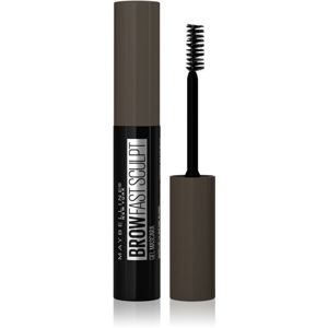 Maybelline Brow Fast Sculpt gelová řasenka na obočí odstín 04 Medium Brown 2,8 ml
