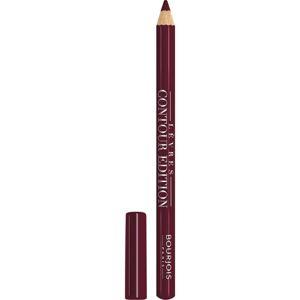 Bourjois Contour Edition dlouhotrvající tužka na rty odstín 09 Plum It Up! 1,14 g