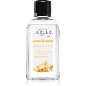 Maison Berger Paris Aroma D-Stress náplň do aroma difuzérů Sweet Fruits 200 ml