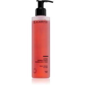 Academie Oily Skin normalizační tonikum k redukci kožního mazu 200 ml