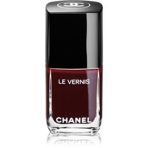Chanel Le Vernis lak na nehty odstín 18 Rouge Noir 13 ml