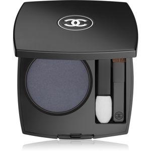 Chanel Ombre Première oční stíny se saténovým efektem odstín 26 Noir Satin 2,2 g