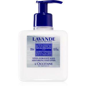 L'Occitane Lavender hydratační krém na ruce 300 ml