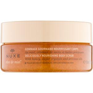 Nuxe Rêve de Miel vyživující tělový peeling 175 ml