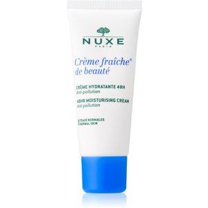 Nuxe Crème Fraîche de Beauté zklidňující a hydratační krém pro normální pleť se sklonem k podráždění 30 ml