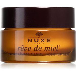 Nuxe Rêve de Miel vyživující balzám na rty s medem 15 g
