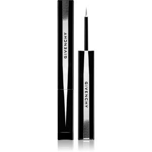Givenchy Phenomen'Eyes dlouhotrvající tekuté oční linky odstín 01 Shimmer Silver 3 ml