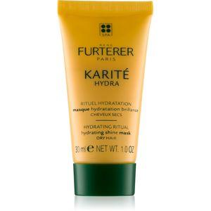 René Furterer Karité Hydra hydratační maska na vlasy 30 ml