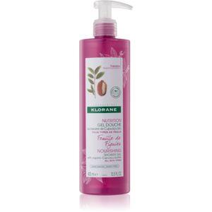 Klorane Cupuaçu Listy fíkovníku vyživující sprchový gel 400 ml