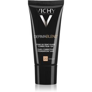 Vichy Dermablend korekční make-up s UV faktorem odstín 20 Vanilla 30 ml