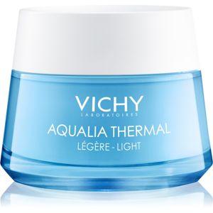 Vichy Aqualia Thermal Light lehký hydratační krém pro normální až smíšenou citlivou pleť 50 ml