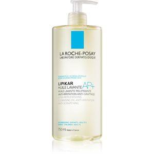 La Roche-Posay Lipikar Huile AP+ zvláčňující relipidační mycí olej proti podráždění 750 ml