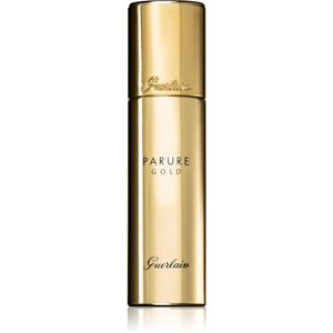 Guerlain Parure Gold rozjasňující fluidní make-up SPF 30 odstín 04 Medium Beige 30 ml