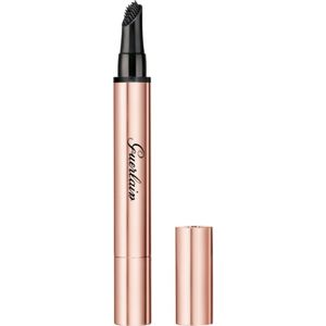 GUERLAIN Mad Eyes Brow Framer gel na obočí odstín 01 Blonde 2,5 ml