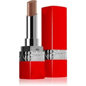 Dior Rouge Dior Ultra Rouge dlouhotrvající rtěnka s hydratačním účinkem odstín 325 Ultra Tender 3,2 g