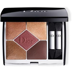 Dior 5 Couleurs Couture paletka očních stínů odstín 689 Mitzah 7 g
