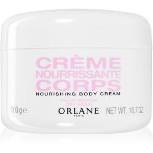 Orlane Crème Nourrissante Corps vyživující tělový krém 500 g