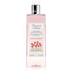 Orlane Bouquets d'Orlane Autour du Coquelicot svěží sprchový gel 500 ml
