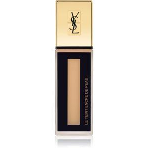 Yves Saint Laurent Le Teint Encre de Peau lehký matující make-up SPF 18 odstín B30 Beige 25 ml