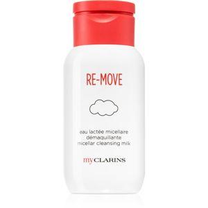 My Clarins Re-Move hydratační micelární mléko 200 ml