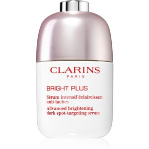 Clarins Bright Plus Advanced dark spot-targeting serum rozjasňující pleťové sérum proti tmavým skvrnám 30 ml