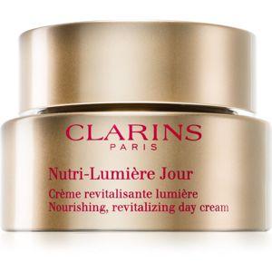 Clarins Nutri-Lumière revitalizační denní krém pro zářivý vzhled pleti 50 ml