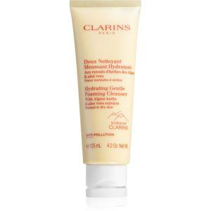 Clarins Hydrating Gentle Foaming Cleanser čisticí pěnivý krém hydratační 125 ml