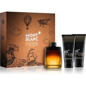 Montblanc Legend Night dárková sada III. pro muže