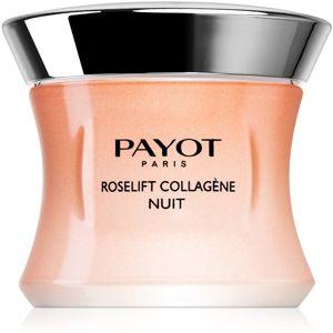 Payot Roselift Collagène noční péče pro zpevnění pleti 50 ml
