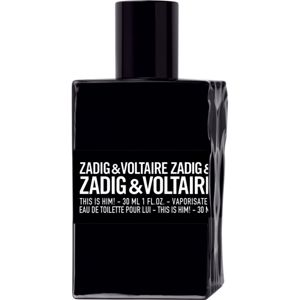 Zadig & Voltaire This is Him! toaletní voda pro muže 30 ml