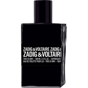 Zadig & Voltaire This is Him! toaletní voda pro muže 100 ml