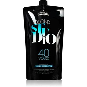 L'Oréal Professionnel Blond Studio Nutri Developer aktivační emulze 12 % 40 Vol. 1000 ml